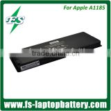 "Genuine original laptop Battery A1185 for Apple MacBook 13"" Bateria para laptop A1185 MA472 MA566 MA701 Black/white"