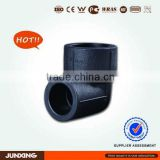 HDPE Drainage Pipe Pittings Elbow Tee Reducer and Flange Adaptor