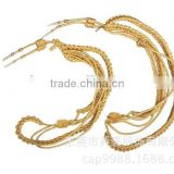 Gold Bullion Cord and Metal cord stopper Magnificent Aiguillette