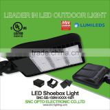 New Top Quality UL cUL listed led parking lot light Led Shoebox Light 150W