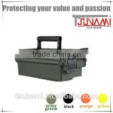 wholesale ammo box plastic carrying case hand carry auto repair tools (TB-911)