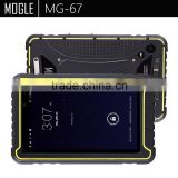 MOGLE Genuine android 4.4.2 corning gorilla touch screen industrial rugged phone tablet pc