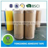 OEM factory high quality opp jumbo roll tape / BOPP jumbo roll