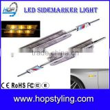 Smoked lens Side marker light for E90 E91 E92 E60 E61 E82 E88 Car led light auto accessory