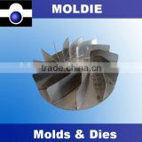 Impeller by stamping and Welding