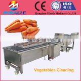 Commercial carrots/potatoes/celery vegetables washing equipments/root vegetables cleaning machine