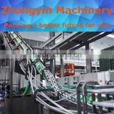 Brewers choice carbonated drinks automatic aluminum can seamer beer filling&capping line