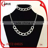 Necklace chain long chain jewelry set bridal jewelry sets fashion jewelry                                                                                                         Supplier's Choice
