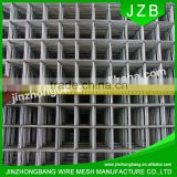 Hot sale Galvanized welded wire mesh panel for building(Galvanized wire or stainless steel wire)
