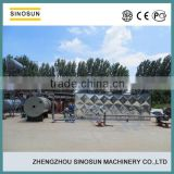 DT series (3-10TPH) energy saving environment friendly drummed bitumen melting equipment