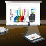 hengsheng hd visualizer digital high resolution 850,000 display presenter, document camera