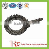 towing truck used motorcycle wheels gearbox parts / Steel Spiral Bevel Transmission Gear Parts