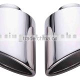 Auto Stainless Steel Exhaust Tips / Pipes for PORSCHE 993