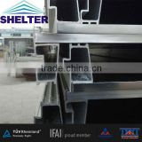 Tent with Floors, Tent with Cassette Floors, Compatible accessories to SHELTER structures