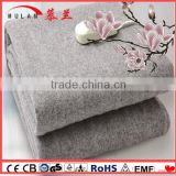 220V Polar Fleece Flannel Electric Heating Blanket for baby