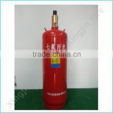 pipe network type heptafluoropropane automatic HFC-227ea/FM200 fire extinguisher system from Xingjin factory