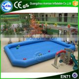 Water products large inflatable pool toys,inflatable pool rental