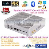 Mini pc quad core i5 5200u 5250u tablet pc 300M Wifi Intel HD 5500 Graphics workstation PC