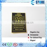 Quantum Shield Anti Radiation Sticker Electromagnetic Science Sticker Phone Anti Radiation Sheild                                                                         Quality Choice