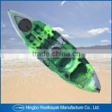 new design Good performance roto molded plastic kayak