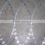 Canton Fair Razor Barbed Wire 2015 hot sale (factory supply+low peice+high quality+good service)