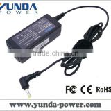 100% Compatible YUNDA power supply 30W 19V 1.58A 30W for HP Compaq Mini 700, 730, 110, 1000, 1100