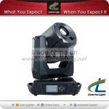 New products with 300w spot led rgbw moving head light stage lights
