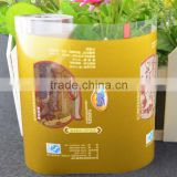 snacks packing lamination food grade custom printed factory wholesale plastic film roll