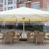 Heavy duty outdoor umbrella cafe umbrella