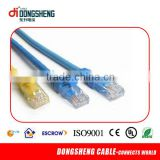 CCS UTP/FTP/SFTP CAT5E CAT6 RJ45 Patch Cord 7/0.2 STR CCA                                                                         Quality Choice