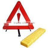 High Quality Vehicle Warning Triangle Frame / Tripod Warning Signs