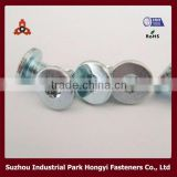 Flat Head T40 Torx Bolt Carbon Steel Zinc Plated From China Screw Factory
