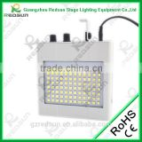 Lava pixel led strobe light company in guangzhou for hotel grade shower curtains decoration