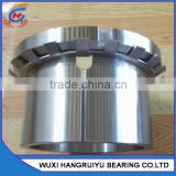 stainless steel adapter sleeve with lock nut and device H207 for Self-aligning ball bearing