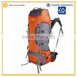2016 fashion sport hiking backpack, new design brand outdoor camel mountain backpack