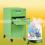 high quality steel office furniture foldable metal storage cages small cabinet with many drawers