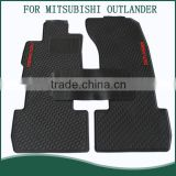 New Design High Quality PVC Car Mat,Carpet Car Mat,Car Floor Mat For MITSUBISHI OUTLANDER