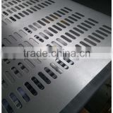 Alibaba supplier directly wholesale perforated heating panel for machines ZX-CKW18