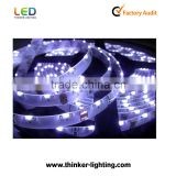SMD335 Led strip light cold white color silicone glue 120led/m waterproof with CE&Rohs