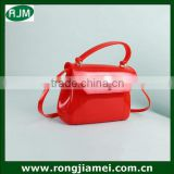 Latest Design PVC Jelly Tote Bag Candy Handbag For Woman