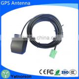 SMA Male Plug or fakra GPS Active Antenna Aerial Connector Cable for Dash DVD Head Unit Stereos