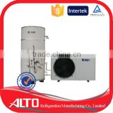 Alto SHW-090 quality certified hot tub lowes energy consumption air to water heat pump split