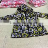 OEM factory children rain wear kids infant cute poncho rain ponchos with logo logo disposable rain baby poncho