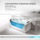 Fico glass bathtub lower price, 2014 new arrival FC-252