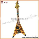 Top Quality New Design Wholesale Electric Guitar And Amplifier