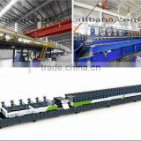 continuous double belt laminating machine