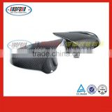newest promotion 2012 F30 M3 body kit F20 mirror cover stick on For Bmw carbon fiber black