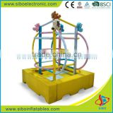 GMB-D027 adventurer children's maze indoor play area soft play equipment
