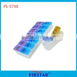 emergency kit wholesale weekly pill organizer 7 day pill box