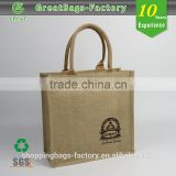 Waterproof Shopping Cheap Customised Eco Bag Jute Bag                                                                         Quality Choice